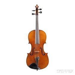 Modern German Violin, Markneukirchen
