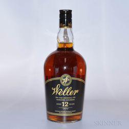 Weller 12 Years Old, 1 1.75 liter bottle