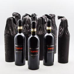 Molino Santantimo Brunello di Montalcino Varco 2010, 12 bottles