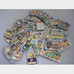 140 1956 Topps Baseball Cards