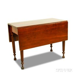 Federal Cherry Drop-leaf Table