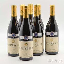 Clarendon Hills Moritz Shiraz 1999, 10 bottles