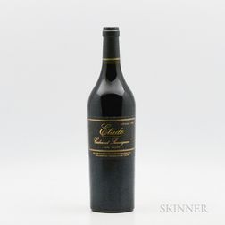 Etude Cabernet Sauvignon 1998, 1 bottle