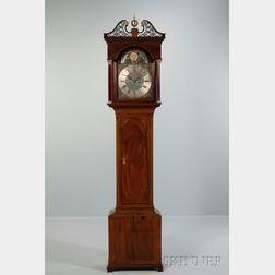 John Harrison Mahogany Longcase Clock