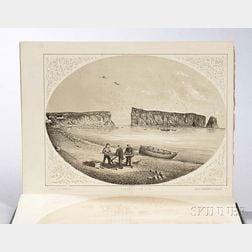 Pye, Thomas (fl. circa 1866) Canadian Scenery: District of Gaspe.