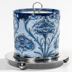 Moorcroft Florian Ware Biscuit Jar