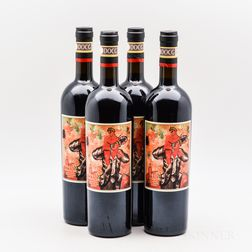 Castello di Romitorio Brunello di Montalcino 2007, 4 bottles