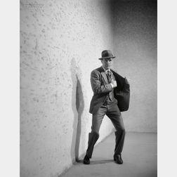 Philippe Halsman (American, 1906-1979)      Three Polaroid Portraits: Ursula Andress