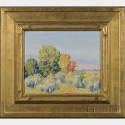 Henry C. Balink (1882-1963)      Landscape