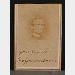 Davis, Jefferson (1808-1889)