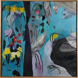 Ruth Dealy (American, b. 1947)      Still Landscape