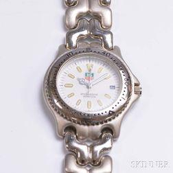 Tag Heuer Professional Quartz Wristwatch