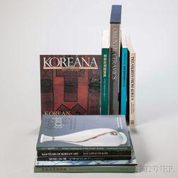 Ten Books on Korean Art