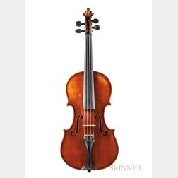 Italian Violin, Ascribed to Annibale Fagnola