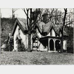 Walker Evans (American, 1903-1975)       Victorian House, Easton, Pennsylvania