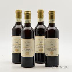 Felsina a Berardenga Vin Santo Chianti Classico 2004, 4 demi bottles