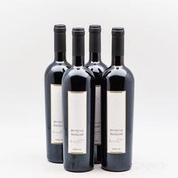Valdicava Brunello di Montalcino Riserva Madonna del Piano 2006, 4 bottles