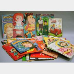 Doll and Costuming Books