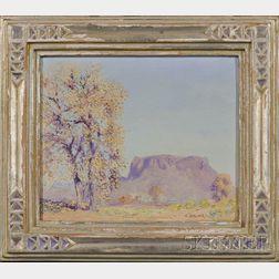 Henry C. Balink (1882-1963)    Black Mesa
