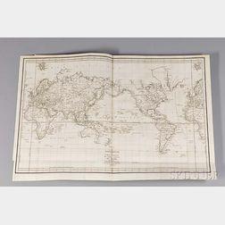 La Perouse, Jean Francois de Galaup, Comte de (1741-1788) Voyage de la Perouse Autour du Monde.