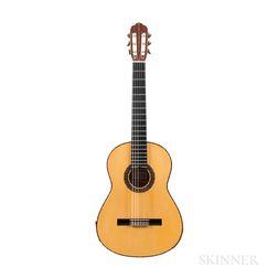 Classical Guitar, Aaron Green, 2005