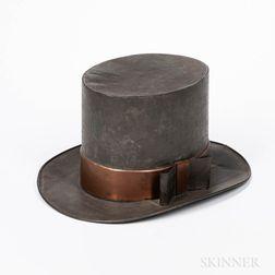 Anniversary Tin Top Hat