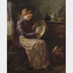 Abbott Fuller Graves (American, 1859-1936)      Domestic Quietude