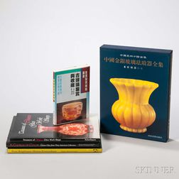 Five Books on Chinese Glass