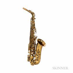Alto Saxophone, Selmer Mark VI, 1966