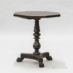 Gothic Revival Mahogany Table