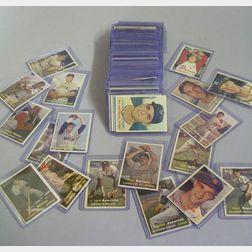 102 1957 Topps Baseball Cards