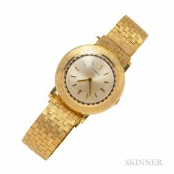 14kt Gold Wristwatch, Longines