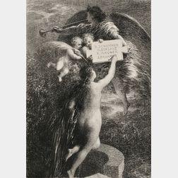 Henri Fantin-Latour (French, 1836-1904)      Frontispiece: Verité