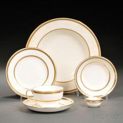 Minton Bone China Partial Luncheon Set