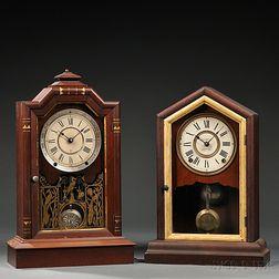 "Seth Thomas ""Atlanta"" and ""New Orleans"" City Clocks"