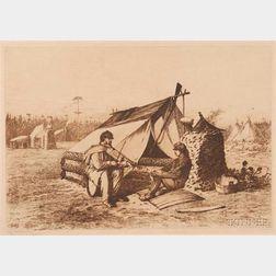(Civil War, Illustration), Forbes, Edwin (1839-1895)