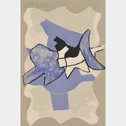 Georges Braque (French, 1882-1963)      Frontispiece