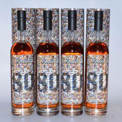 Willett 80th Anniversary, 4 750ml bottles