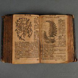 Müller, Samuel (fl. circa 1690) Vade Mecum Botanicum
