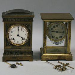 Ansonia and Seth Thomas Mantel Clocks