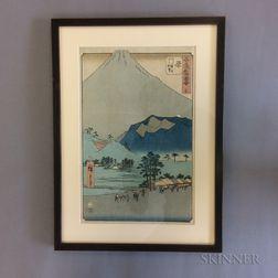 Utagawa Hiroshige (1797-1858), Hara