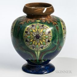 Rozenburg Pottery High Glaze Vase
