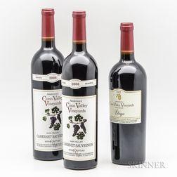 Andersons Conn Valley Vineyards, 3 bottles
