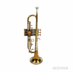Trumpet, F.E. Olds & Son Super Olds, Los Angeles, c. 1937