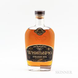 Whistle Pig 111 11 Years Old, 1 750ml bottle