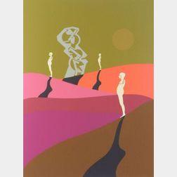 Ernest Trova (American, b. 1927)  Series Seventy-Five
