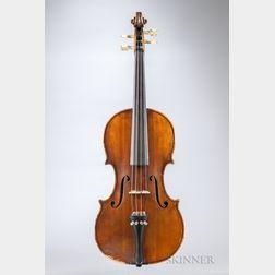 American Violin, Robert Glier, Cincinnati, 1895