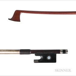 Silver-mounted Violin Bow, c. 1920