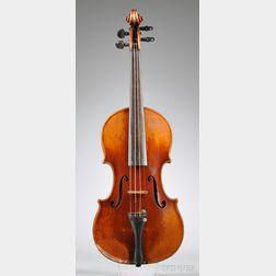 Markneukirchen Violin, Max Schuster, c. 1925