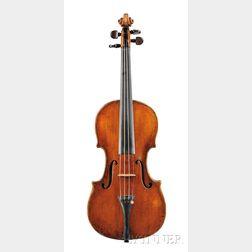 Italian Violin, Attributed to the Gagliano Family, c. 1800